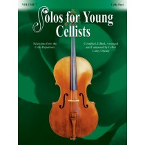 Solos for Young Cellists, Volume 7