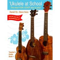 'Ukulele at School, Book 1