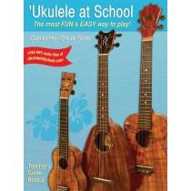 'Ukulele at School, Book 2