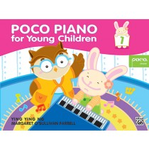 Poco Piano for Young Children, Book 1