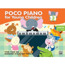 Poco Piano for Young Children, Book 3