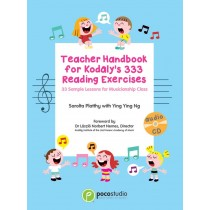 Teacher HandBook for Kodalys 333 Exercises