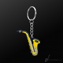 Instrument Keyring Saxophone