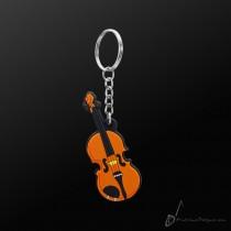 Instrument Keyring Violin