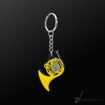 Instrument Keyring French Horn