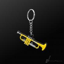 Instrument Keyring Trumpet