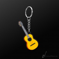 Instrument Keyring Classical Guitar