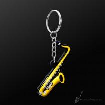 Instrument Keyring Tenor Saxophone
