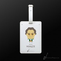 Luggage Tag Mahler