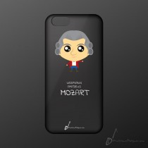 Iphone 6 Case Black: Mozart