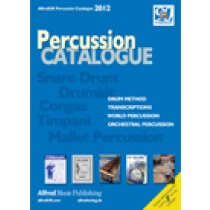 Percussion Catalogue 2012