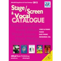 Stage & Screen Catalogue 2012