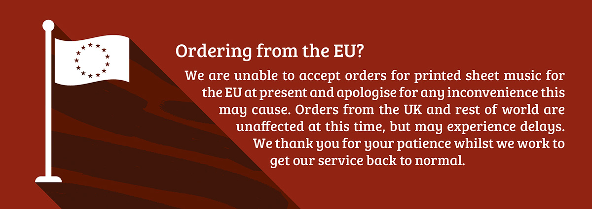 Ordering from the EU?
